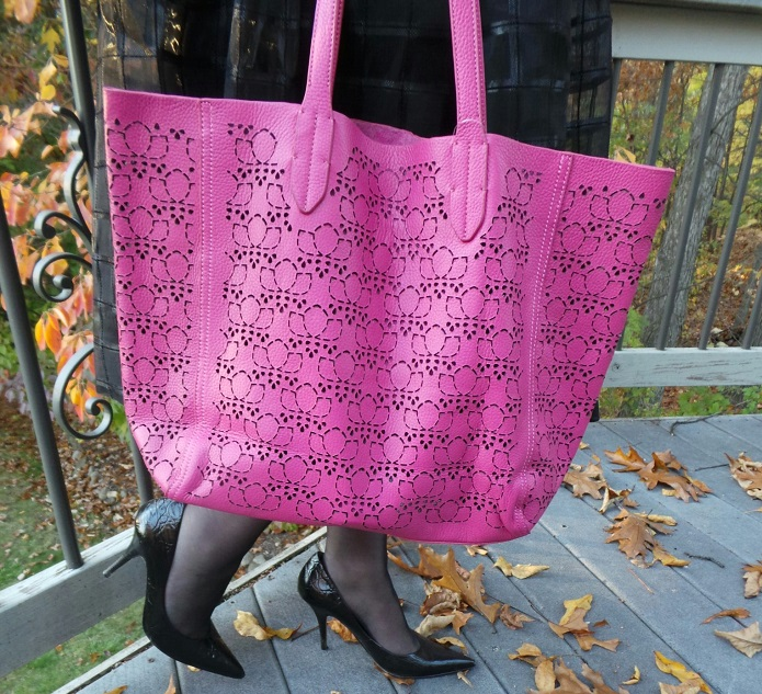 Pattern LA Signature Pink Bag PINK Tiffany Lehrman