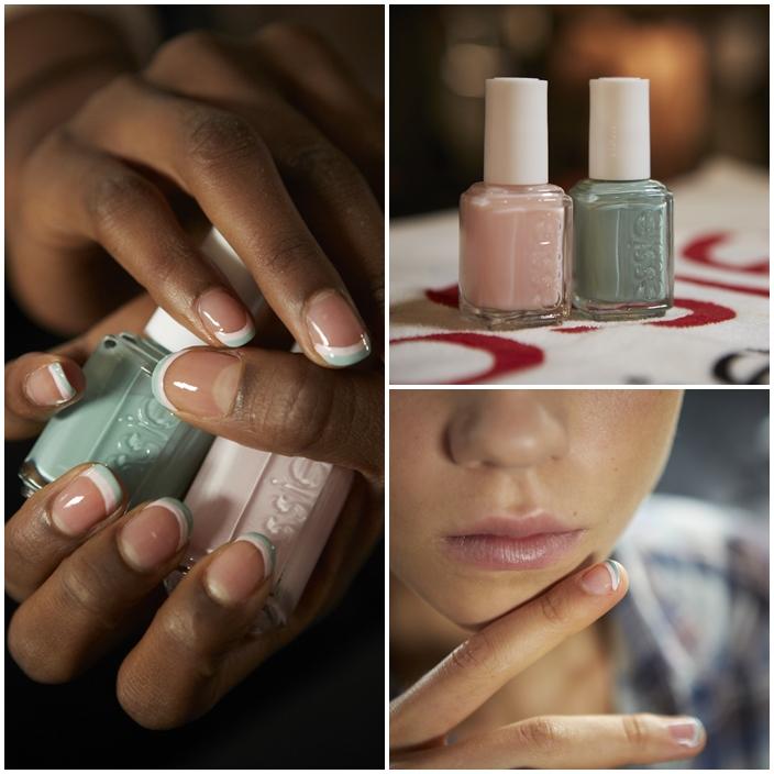 Sophie Theallet's Spring Summer 2015 collection Julie Kandalec essie NYFW Spring Summer 2015 Manicures