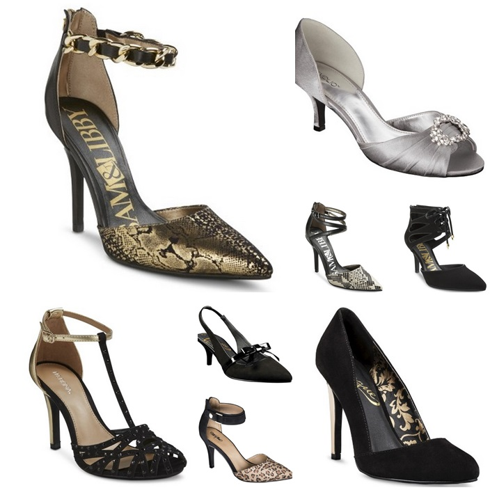 Best Target Shoes for the Holidays 2014