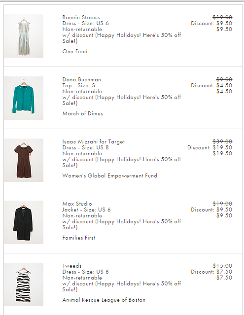 Fashion Project Black Friday Deals