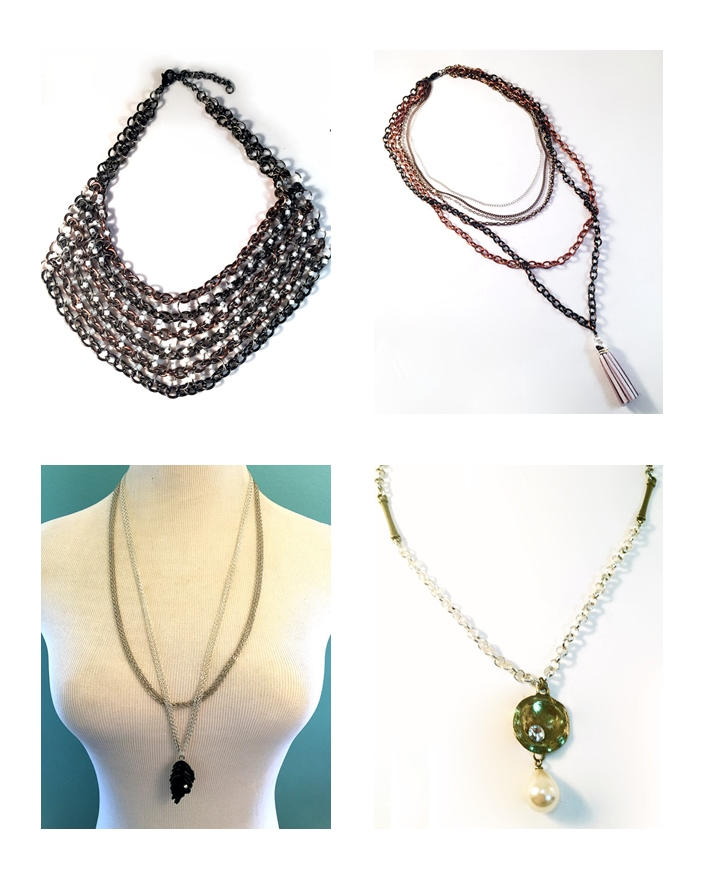 Shameless Statements Review Statement Necklaces