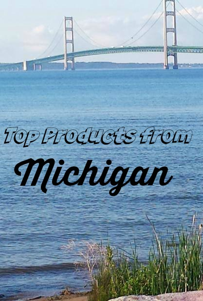 Top Products from Michigan