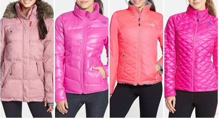 Pink Jackets Winter Nordstrom