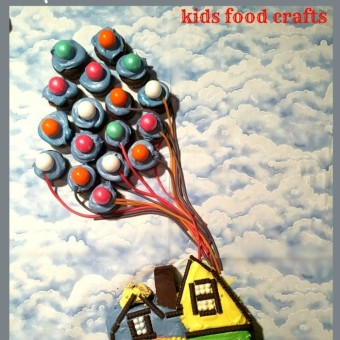 Cake My Day Inspirations: Food Crafts for Kids — UP CAKE