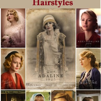 age of Adeline Hairstyles