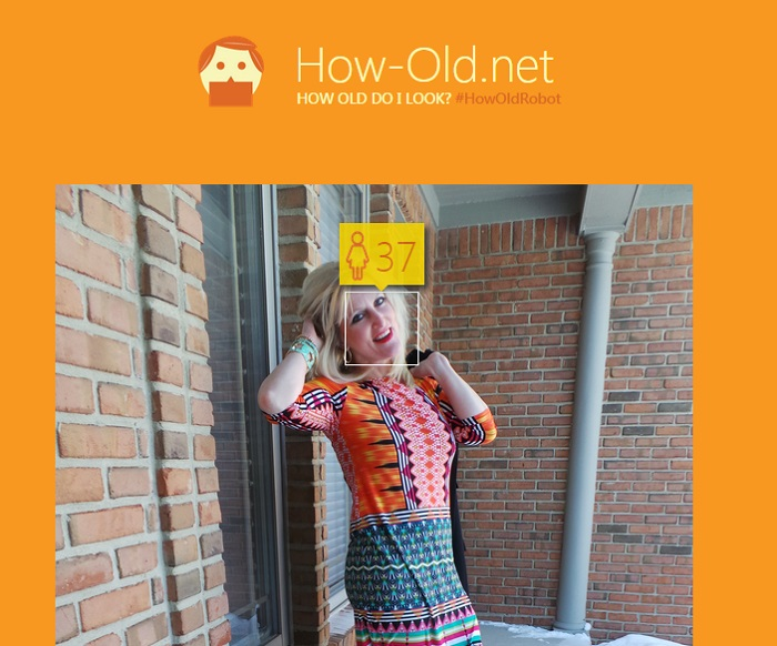 How-Old.net #HowOldRobot How Old Do I Look
