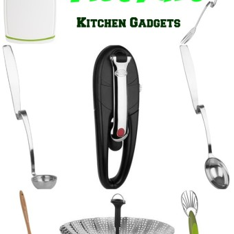 Trudeau Favorite Kitchen Gadgets May 2015