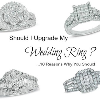 Should I Upgrade my Wedding Ring? 10 Reasons to do it!