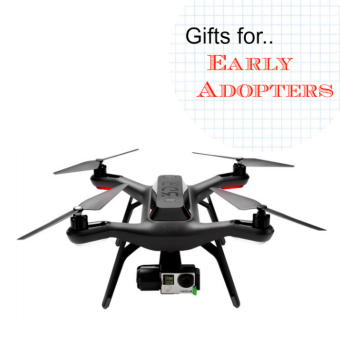 Gifts for First Adopters 3DRobotics Solo Drone Best Buy blog