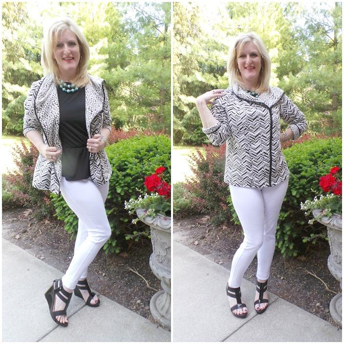 Summer Jacket Janska Hadley