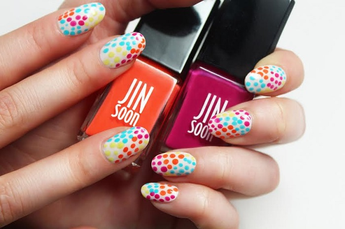 Summer Manicures Summer Nail art