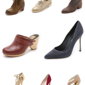 Fall Shoe Inspirations