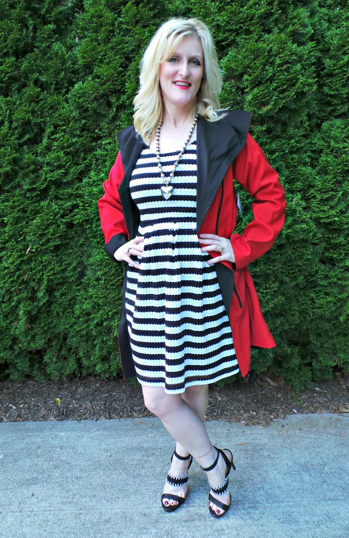 Janska Olivia Reversible Trench Still Blonde after all these YEARS