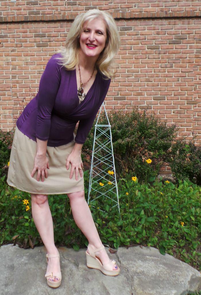 Monroe and Main Aubergine Fall Color Confidence 2015
