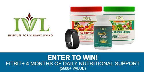 institute for Vibrant Living 30 Days Easy Steps Challenge