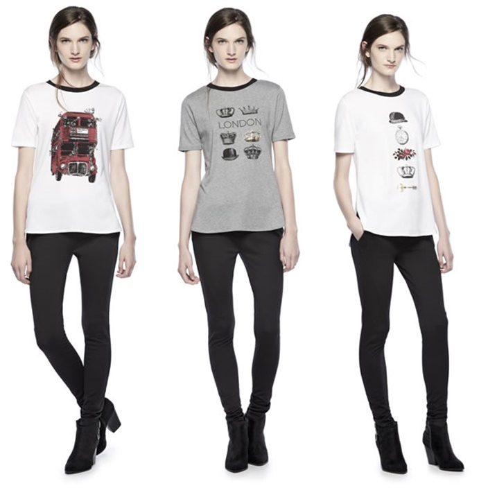 sneak peek Thakoon for Designation Kohls Fall 2015 T-shirts