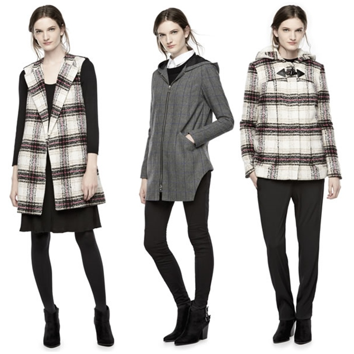 sneak peek Thakoon for Designation Kohls Fall 2015 coats