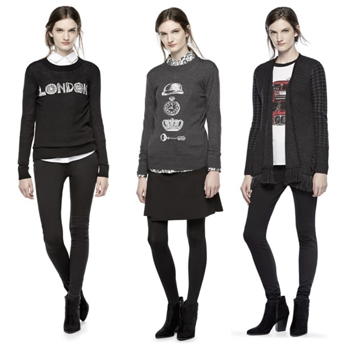 sneak peek Thakoon for Designation Kohls Fall 2015 sweaters