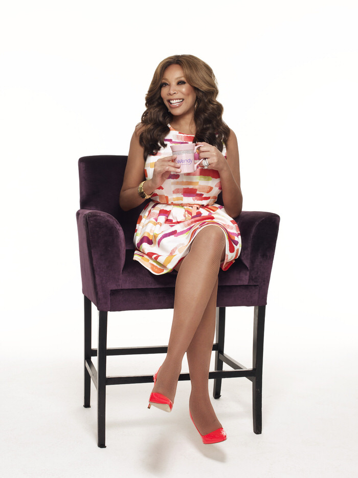 Wendy Williams If you were to runaway where would you go? Joy Behar