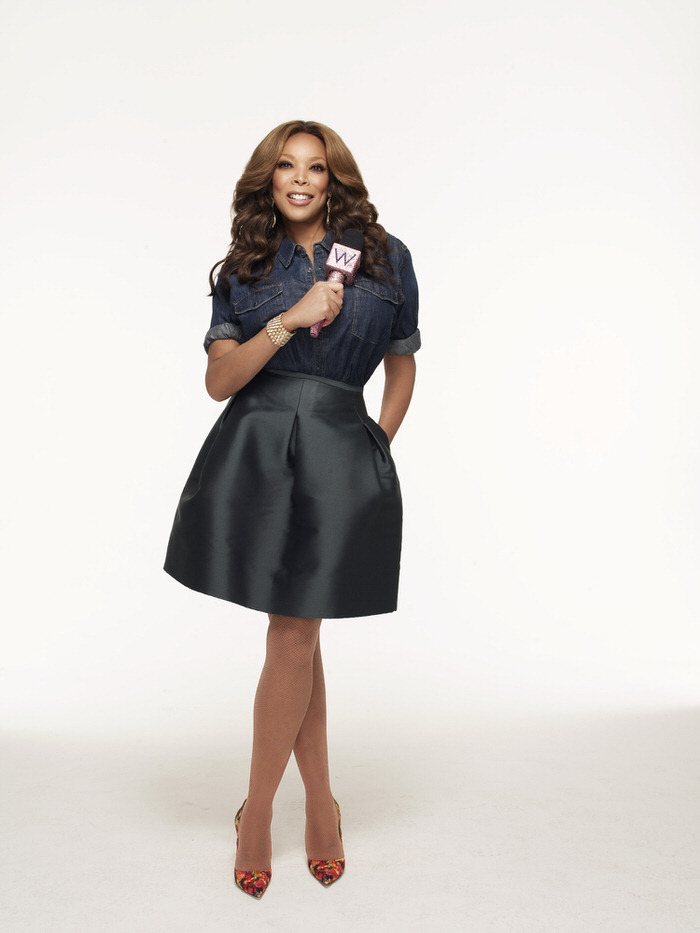 """Wendy Williams answers the question """"Runaway, where would you go?"""""""