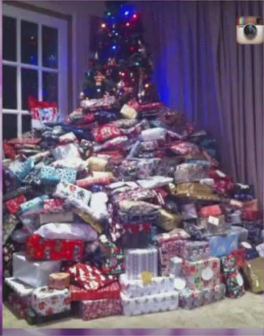 Wendy Williams Excessive Christmas Gift Giving