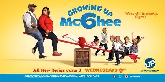 Growig UP McGhee