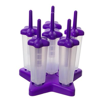 Tovolo Purple Star Ice Pop Mold