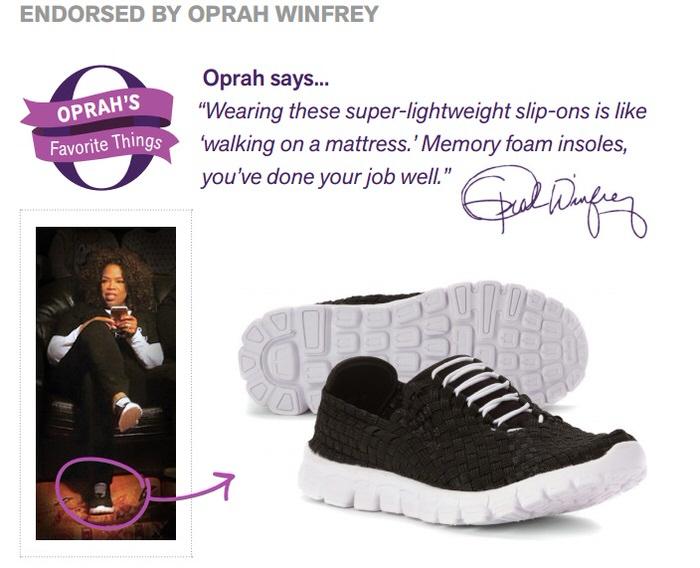 oprah endorses zee Alexis
