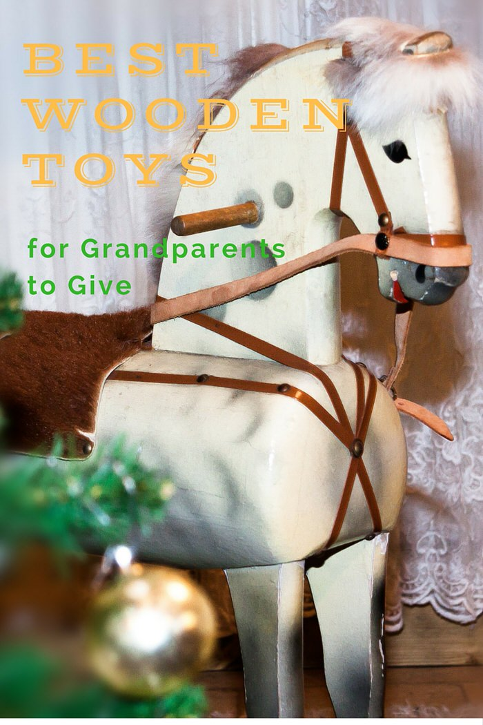 Best Wood Toys for Grandparents to Give