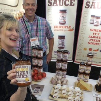 Fancy Food Show Summer 2016 specialty foods Still blonde after all these YEARS