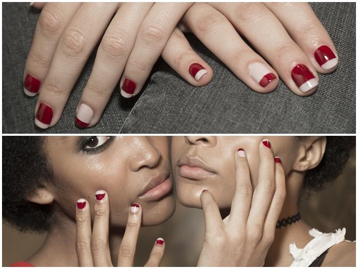 nyfw-spring-summer-2016-manicure-nail-art-essie-rebeeca-minkoff