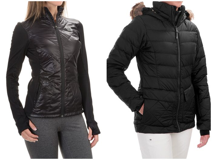 discounted-black-north-face-coats-jackets