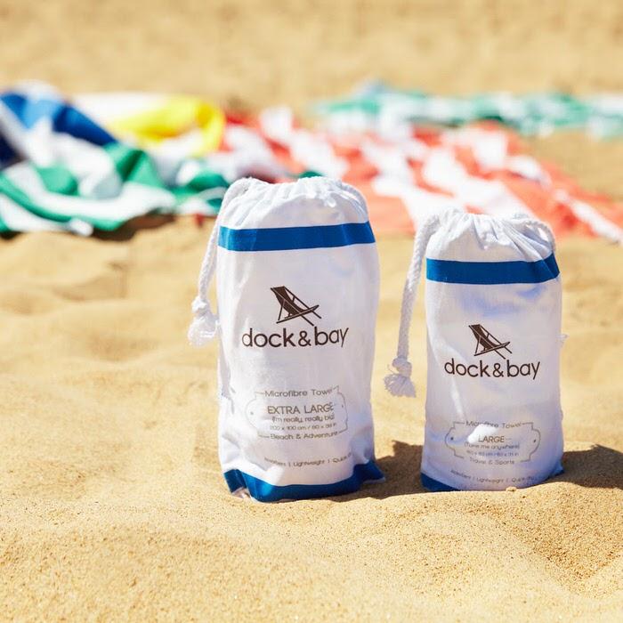 dock bay microfiber towels beach outdoors