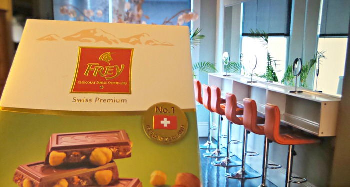 holiday tipping cash alternatives Premium Swiss Chocolate