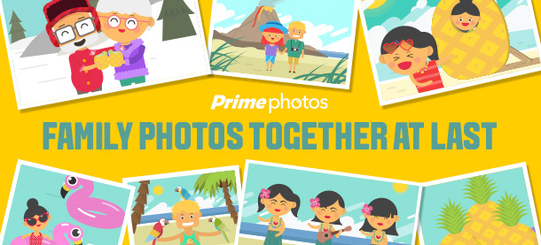 New Features of Amazon Prime Photos