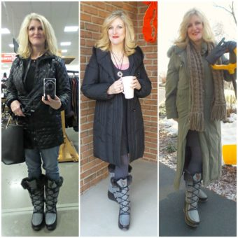 Kamik Pinot Fashionable Winter Boots