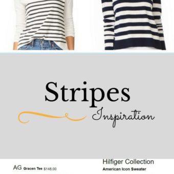 Stripes Inspiration Spring 2017