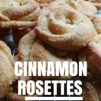 Cinnamon Rosettes Croissant Recipe