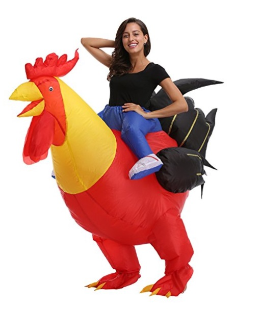 10 Best Piggyback Costumes 10 Best Ride On Costumes rooster