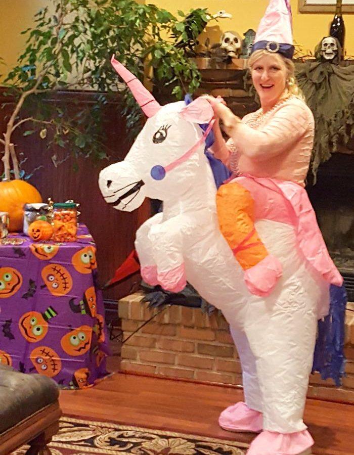 10 Best Piggyback Costumes 10 Best Ride On Costumes unicorn