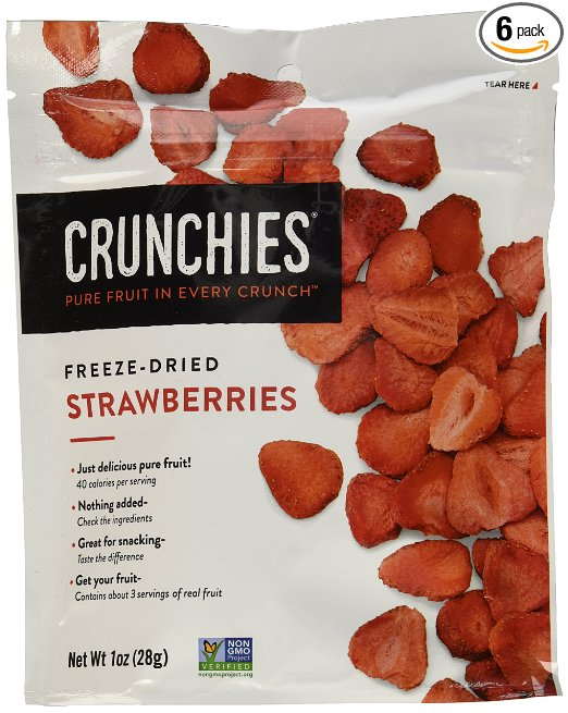 runchies Freeze dried Strawberries