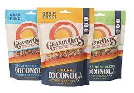 Grandy Oats Coconola