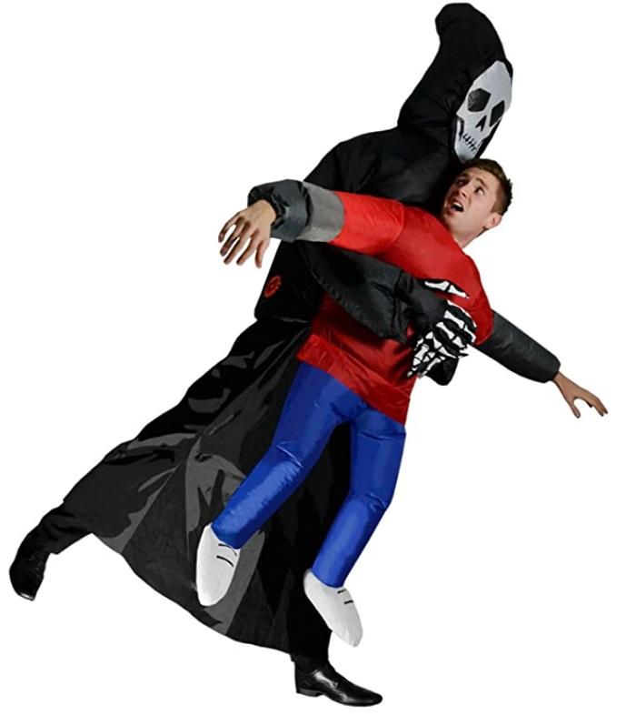 Grim Reeper Best piggyback costume