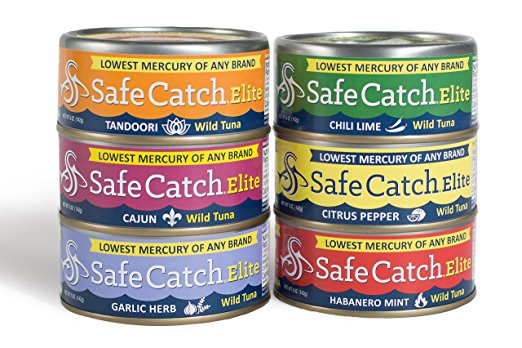Safe Catch elite albacore tuna