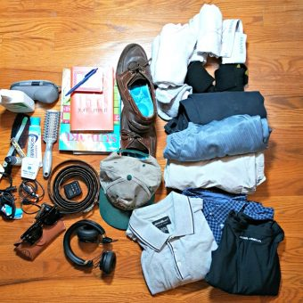 Weekend Packing | Eagle Creek Pack-It Specter Tech Structured Cube
