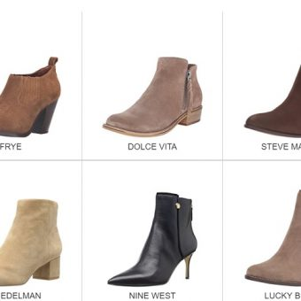 Wear everywhere Ankle boots