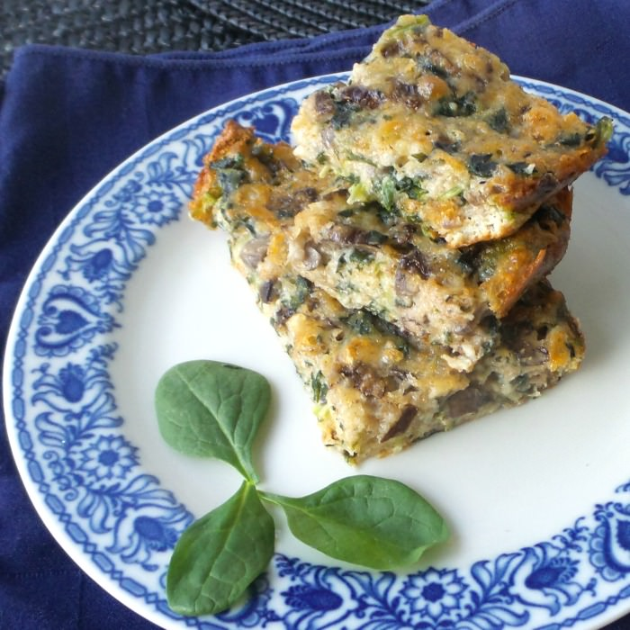 Healthy Spinach Bar Recipe Organic Calcium Rich Snacking