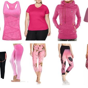 25 Pink Activewear Choices for Mature Women