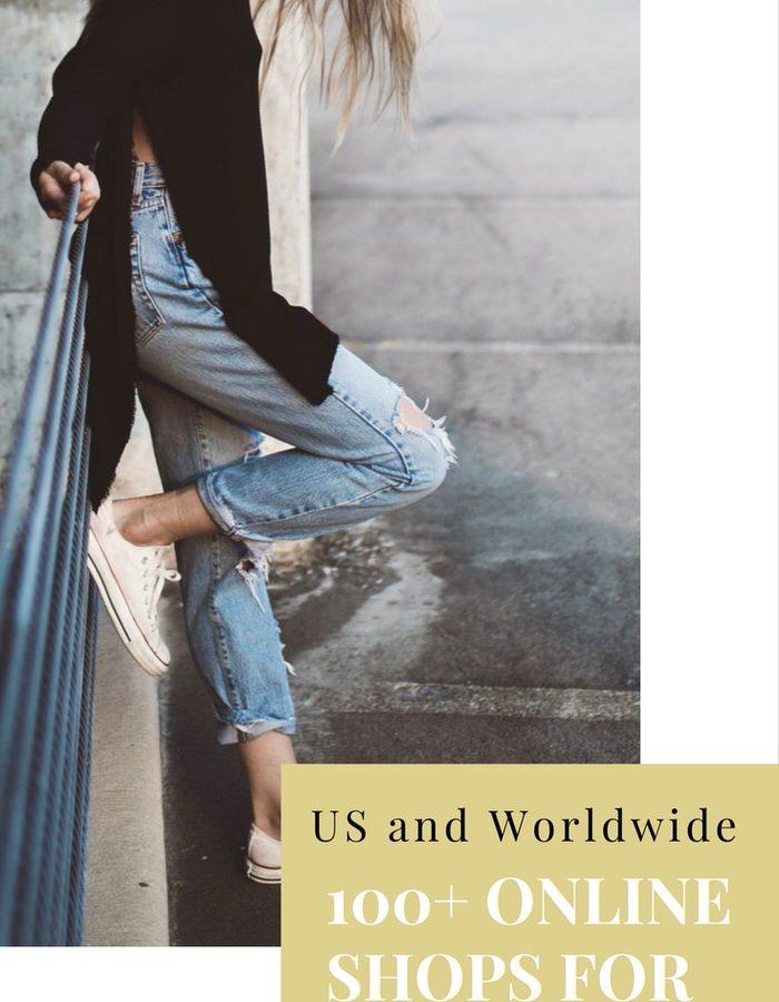 Worldwide List of Tall women online stores