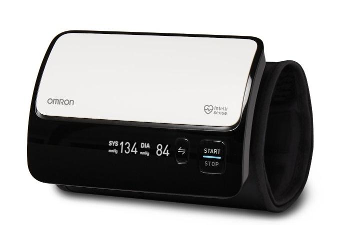 Zero Heart Attacks Strokes Go For Zero Pledge OmronEvolv Wireless Upper Arm Blood Pressure Monitor